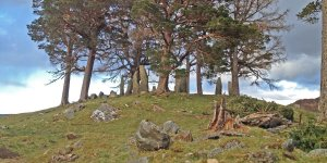 Filming Outlander on Schiehallion